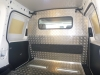 VW Caddy - Fully Sealed Bulkhead with Cushioned Stop