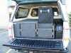 MTO Custom Drawers in Ute with Canopy