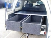 GU Patrol Drawers With False Floor