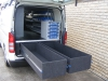 AVM Double Rear Drawers