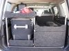 Landrover Rear Custom Drawers with Fridge Slide