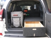 Cargo Drawer with Dividers available
