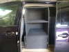 2015 Toyota Tarago L/H Sliding Door Drawer and Shelving System