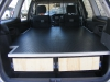 Tarago Custom False Floor with Rubber Mat