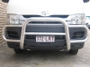 Single Loop Alloy Bullbar