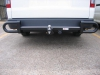 Rear Black  Step Towbar  - available in Standard or Heavy Duty Towing