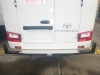 Toyota Coaster Bus Rear Protection