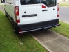 Renault Master HD 76mm Tube Rear