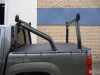 Genuine Front Ladder Rack with Front Raiser Bar Rear Removable