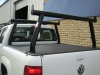 Ute Ladder Racks Powder Coated Black