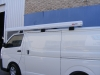 Hiace Fiamma Awning Mounted to Roof Racks