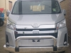 2019 Toyota Hiace Ladder Racks and Conduit