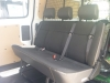 Transit Custom Safetyexcel Seat and Midmount Cargo Barrier