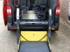 VW T5 Wheelchair Conversion with Internal Hoist