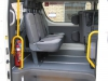 Manual Fold Down Step and Rear Facing Seats