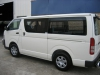 Toyota Hiace LWB 04/2005 - Current Front Sliding Window and Rear Fixed