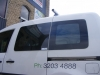 VW Caddy 2005 - Current Front & Rear Fixed Windows